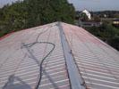 Mytí střechy